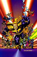 Ultraverse characters